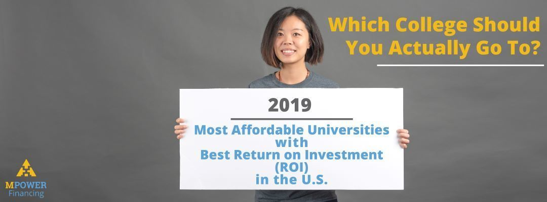 U.S. Universities and Colleges With the Best Return on Investment, 2019